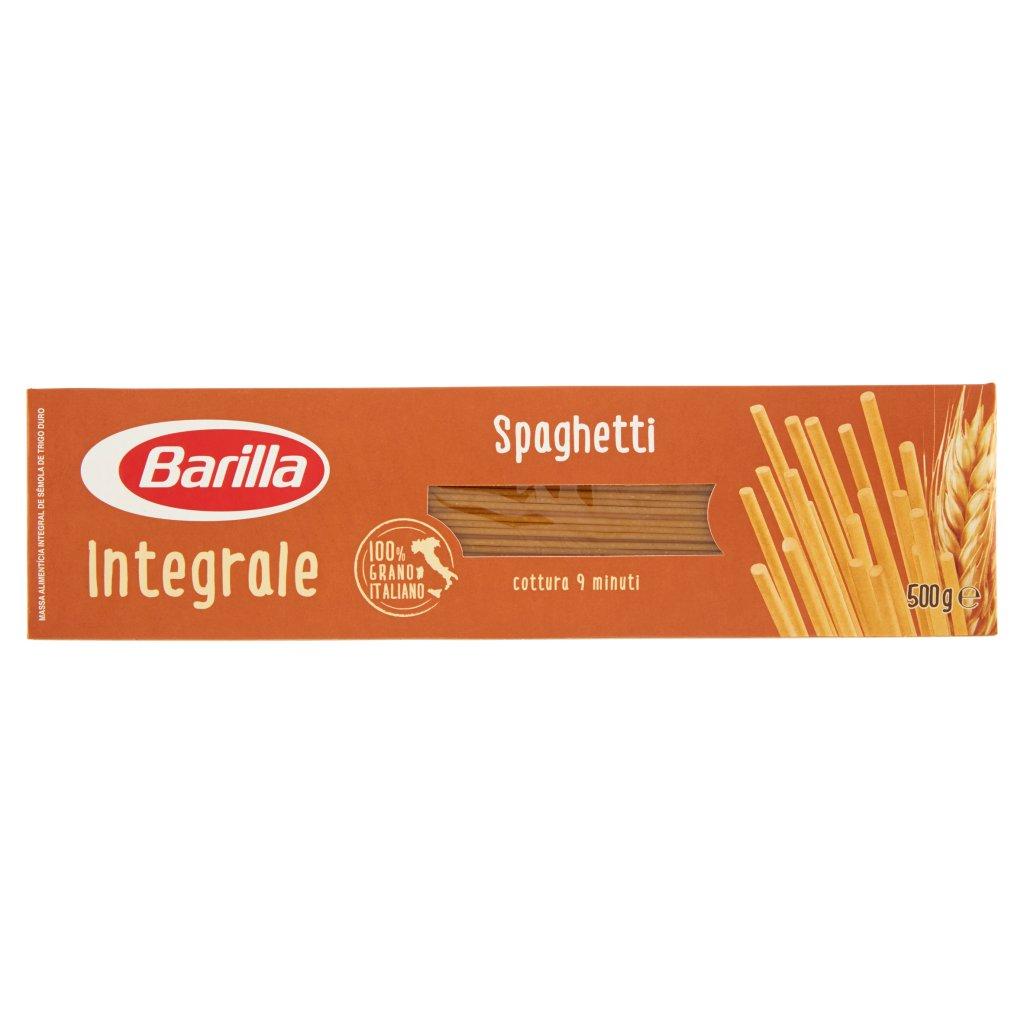 Barilla Integrale Spaghetti Confezione 500 G 1