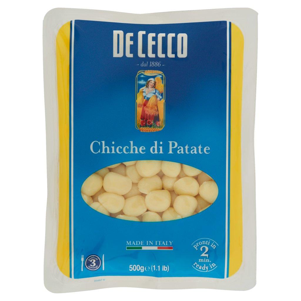De Cecco Chicche di Patate
