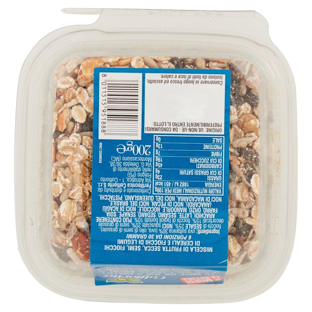 Colfiorito #mordi la Natura Snack Mix Blu
