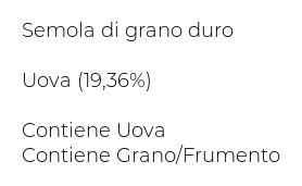 De Cecco Lasagne N° 112 all'Uovo