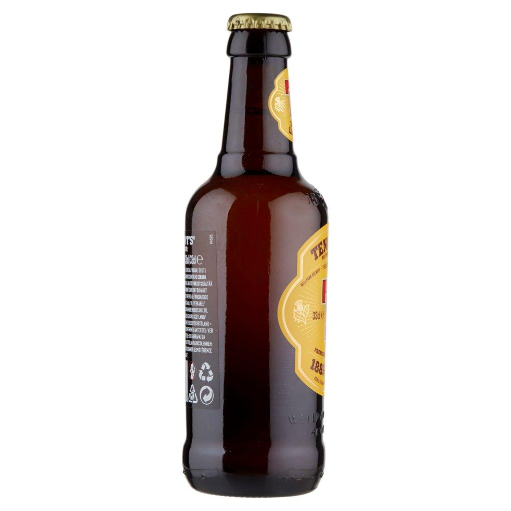 Tennent's Tennent's 1885 Birra Premium Scottish Lager Bottiglia