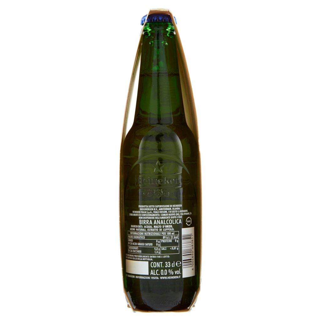 Heineken 0.0 Confezione 3X33Cl 4