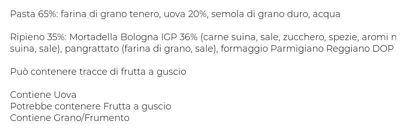 """Fini Le Selezioni Cappelletto """"mortadella Bologna Igp"""" e Parmigiano Reggiano"""