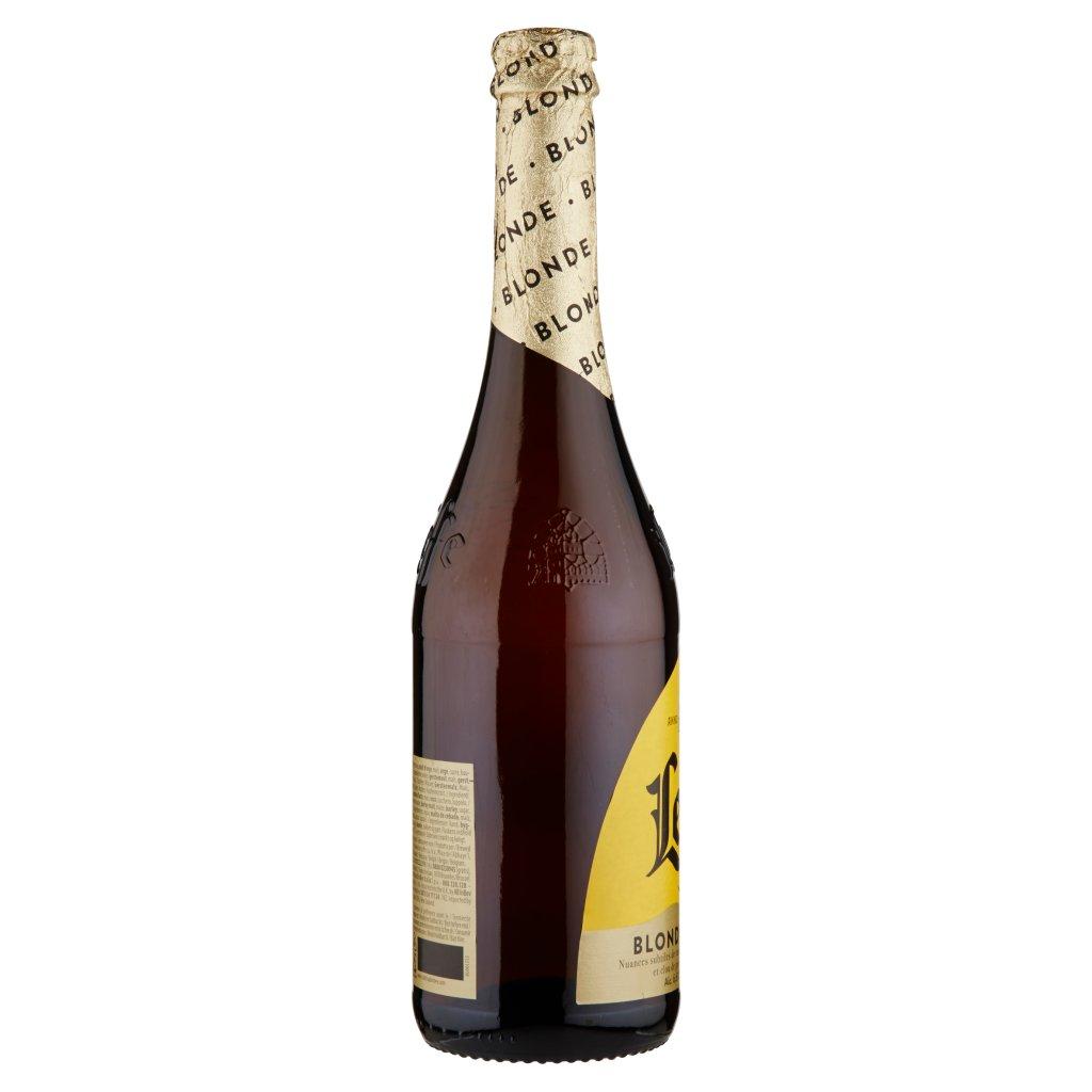 Leffe Leffe Blonde Birra Bionda Belga d'Abbazia Doppio Malto Bottiglia 75cl