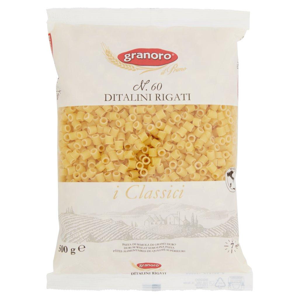Granoro I Classici N. 60 Ditalini Rigati