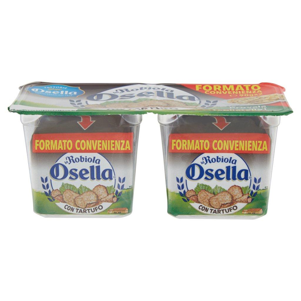 Fattorie Osella La Robiola Osella con Tartufo