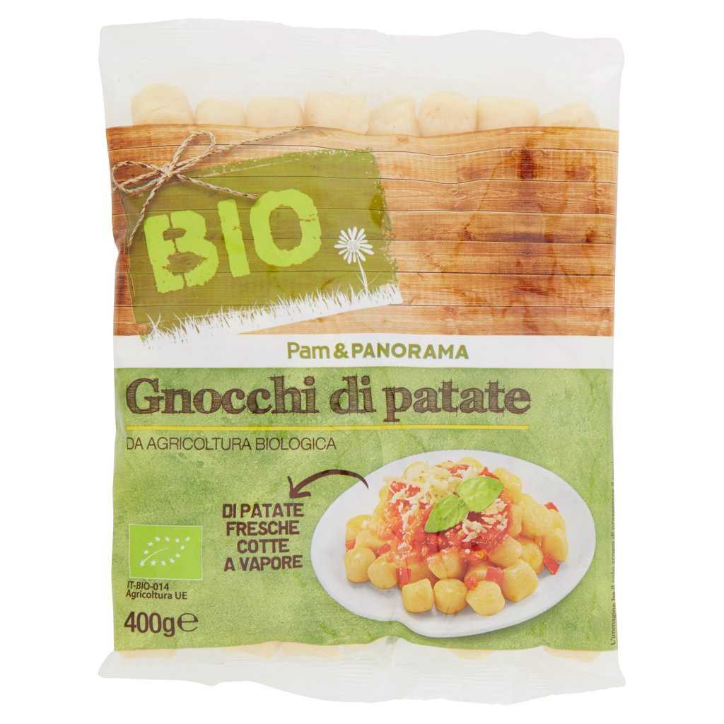 Bio Gnocchi di Patate Confezione 400 G 1
