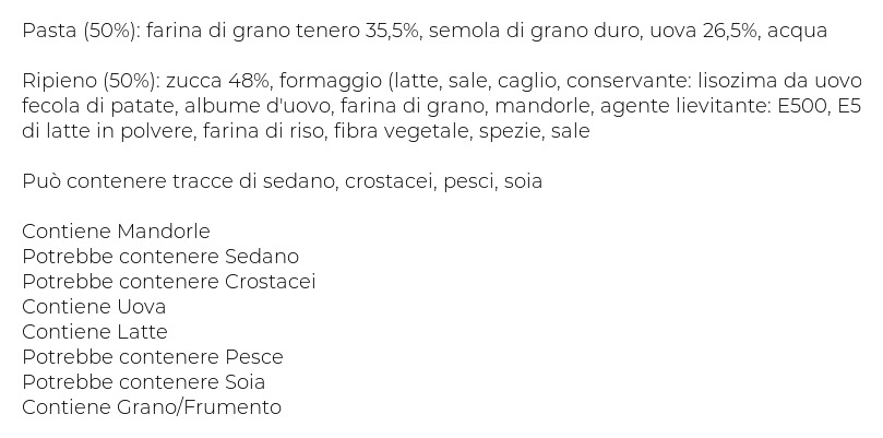 Pastaemilia Ravioli di Zucca