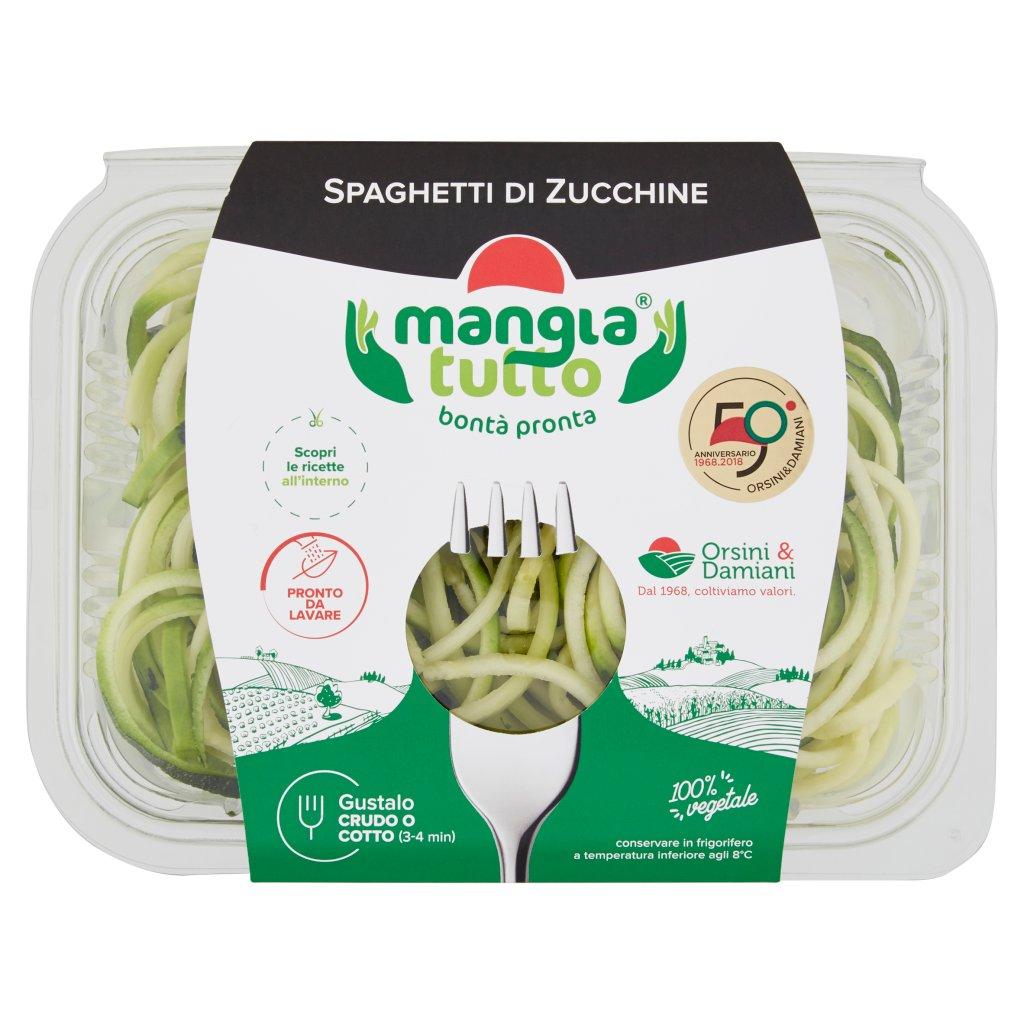 Mangiatutto Spaghetti di Zucchine 0,250 Kg