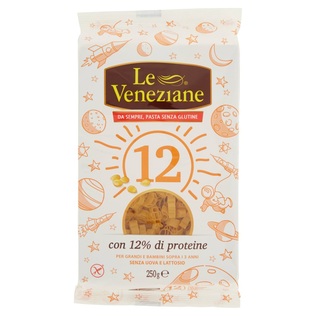 Le Veneziane 12 Space Pasta