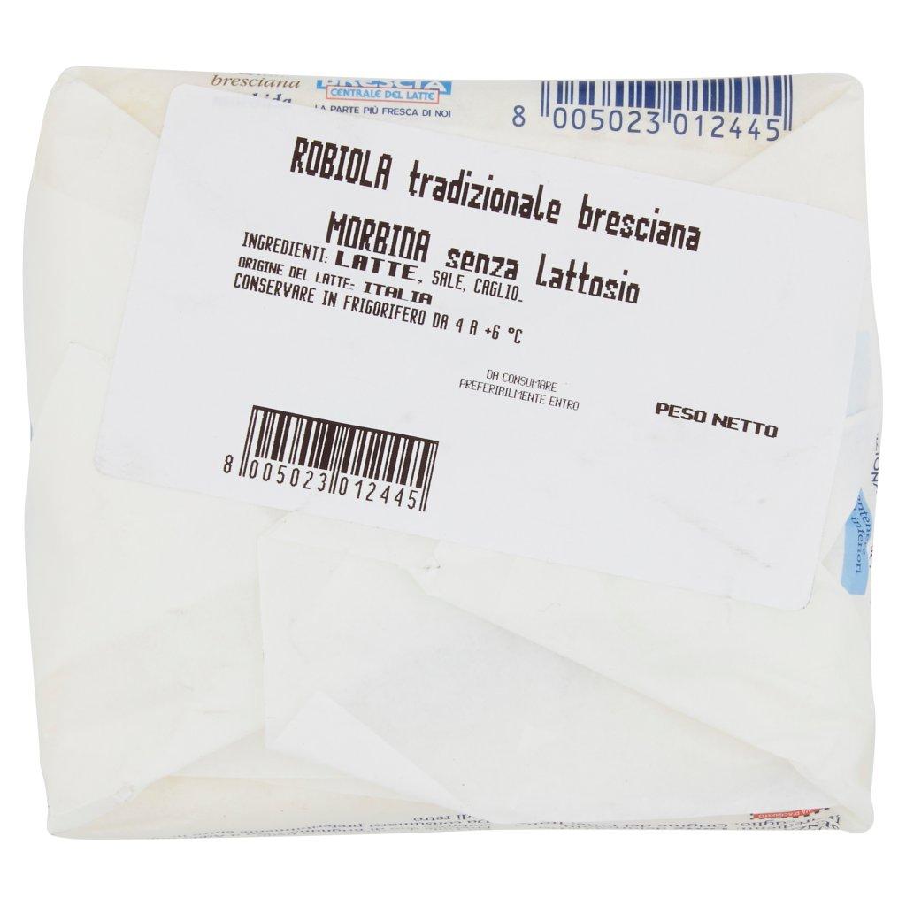 Brescia Robiola Tradizionale  Na Morbida senza Lattosio