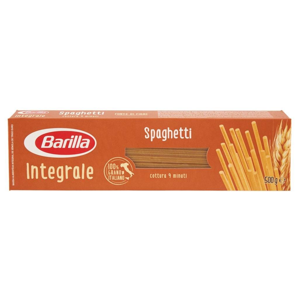 Barilla Integrale Spaghetti Confezione 500 G