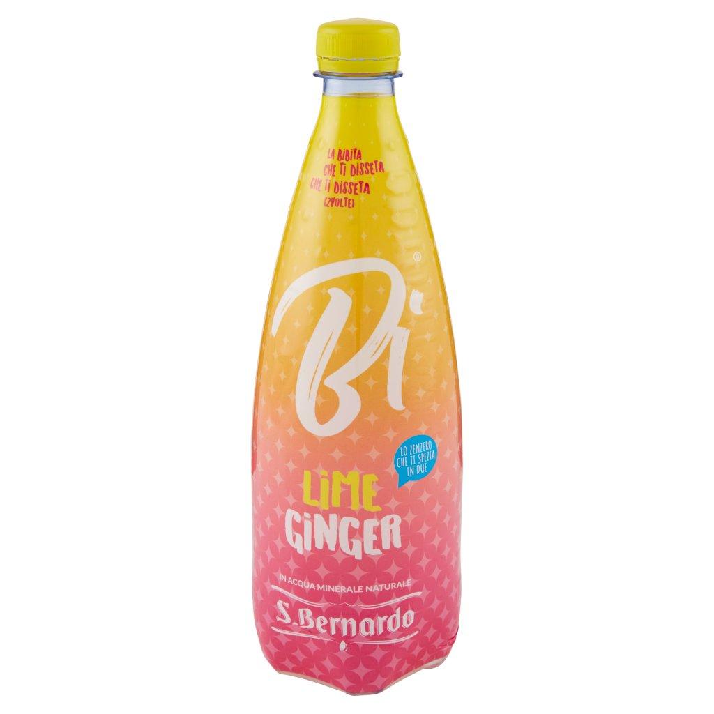 S.bernardo Bi Lime Ginger