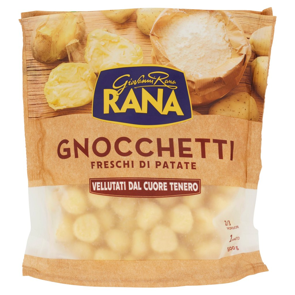 Giovanni Rana Gnocchetti Freschi di Patate Confezione 500 G 1