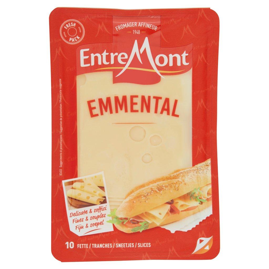 Entremont Emmental 10 Fette