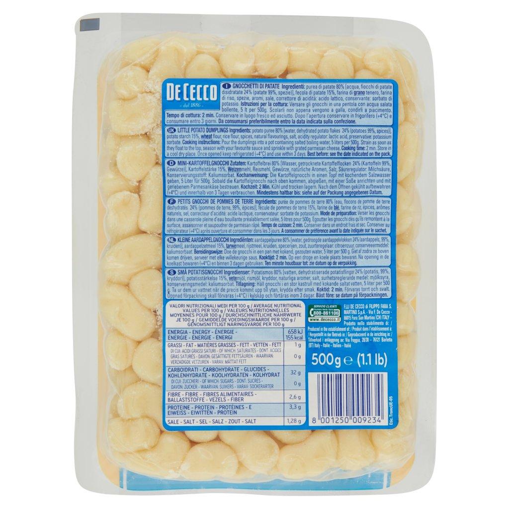De Cecco Tronchetti di Patate