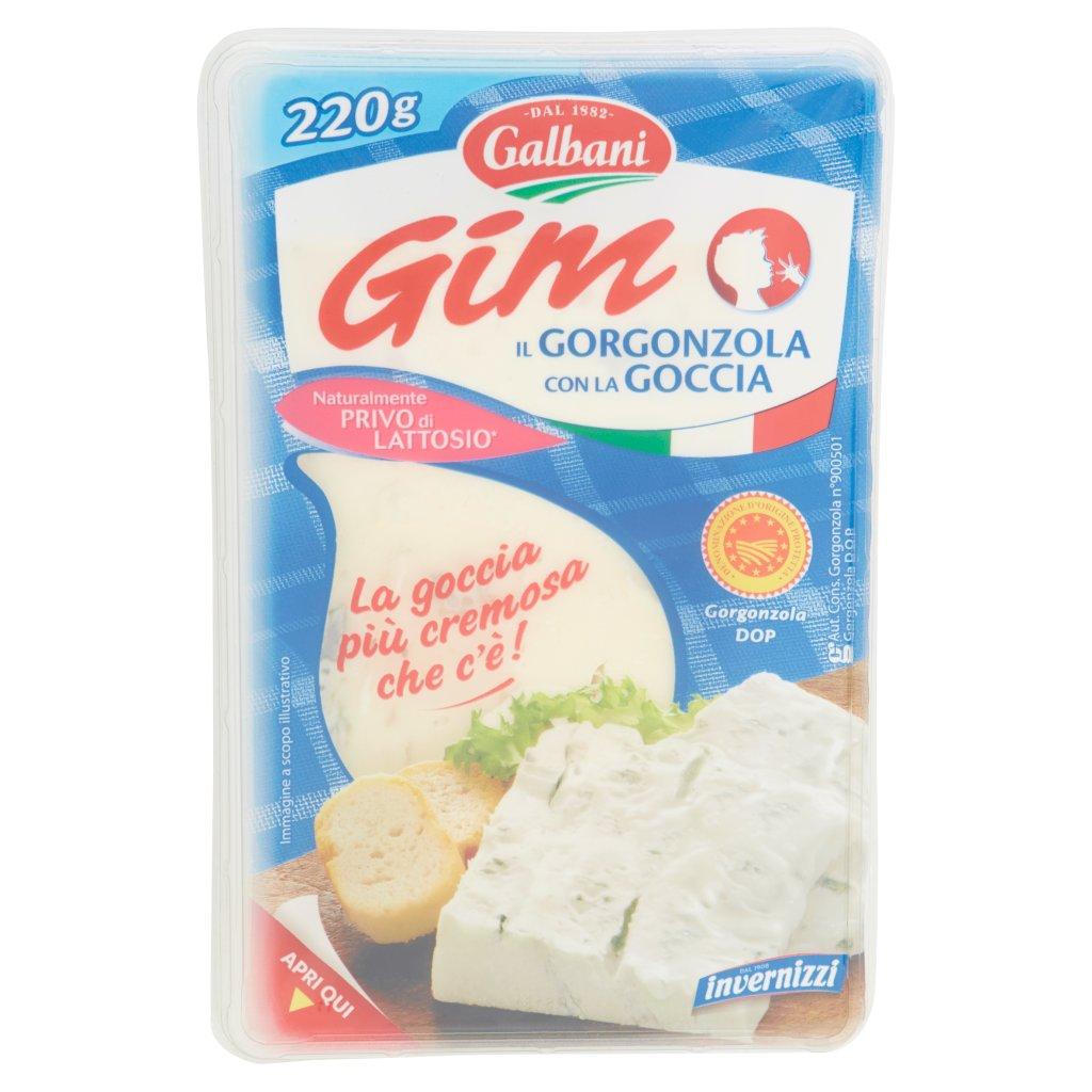 Galbani Gim Gorgonzola Dop Vaschetta 220 G 1