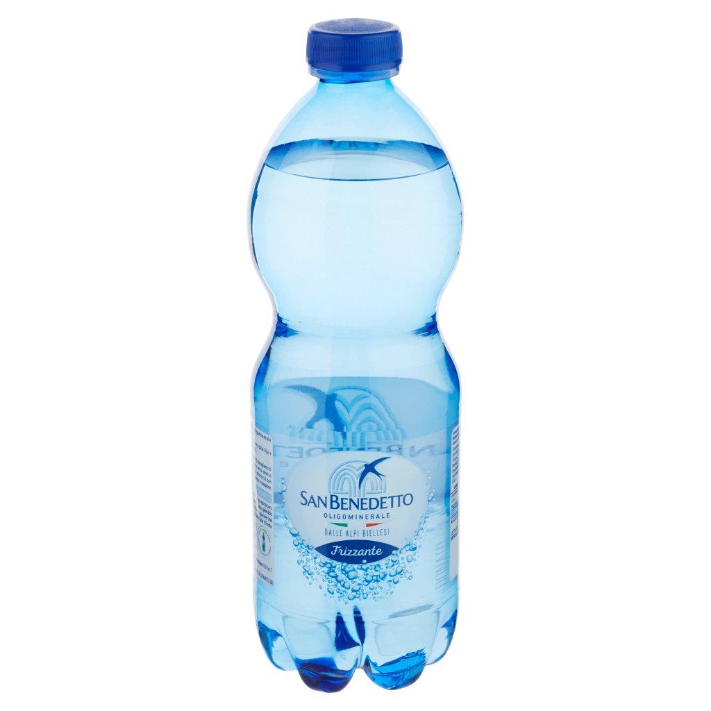 San Benedetto Acqua Minerale dalle Alpi Biellesi Frizzante 0,5 l