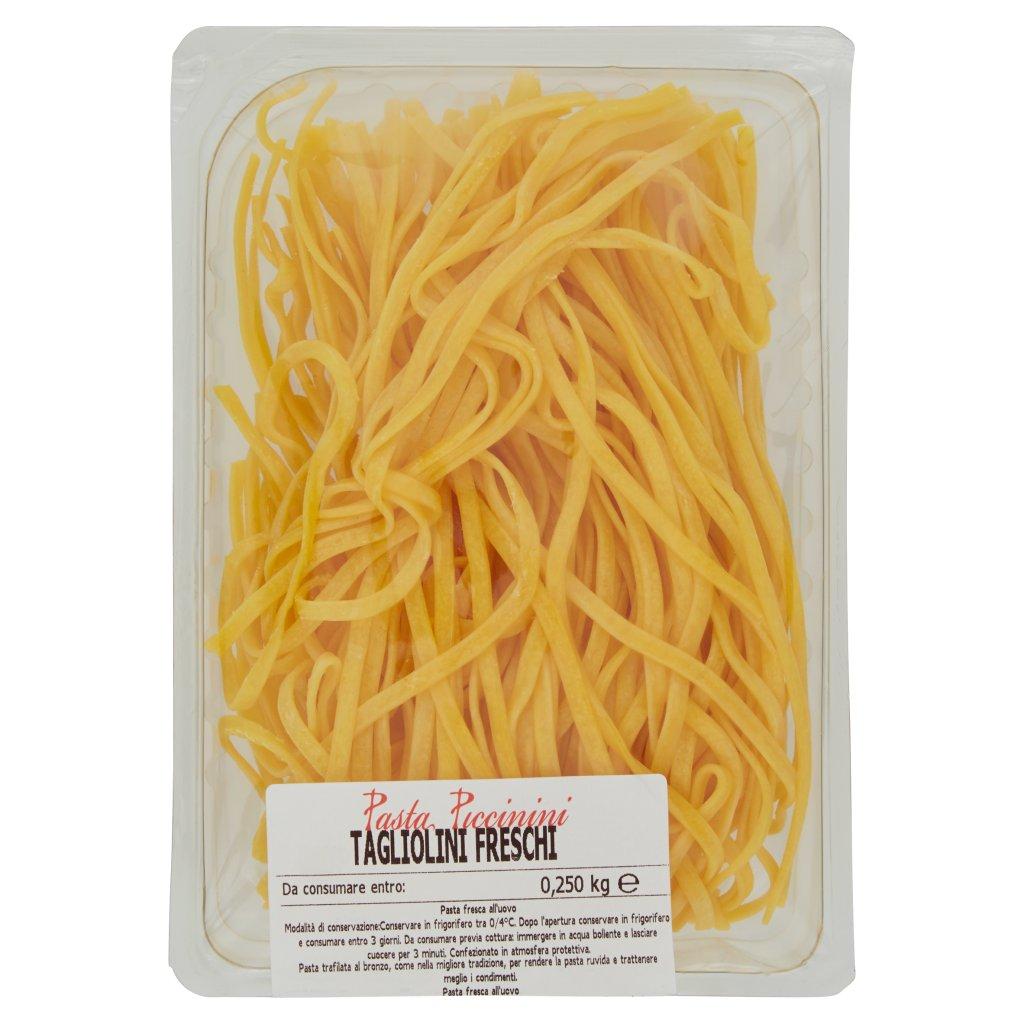 Pasta Piccinini Tagliolini Freschi 0,250 Kg