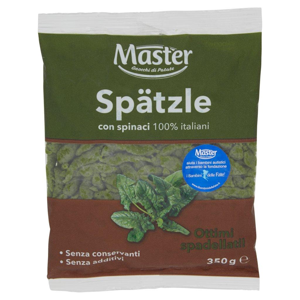 Master Spätzle
