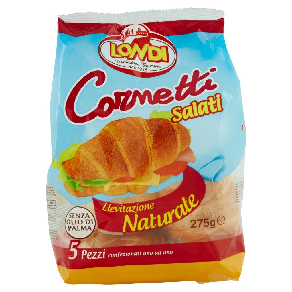Londi Cornetti Salati 5 x 55 g
