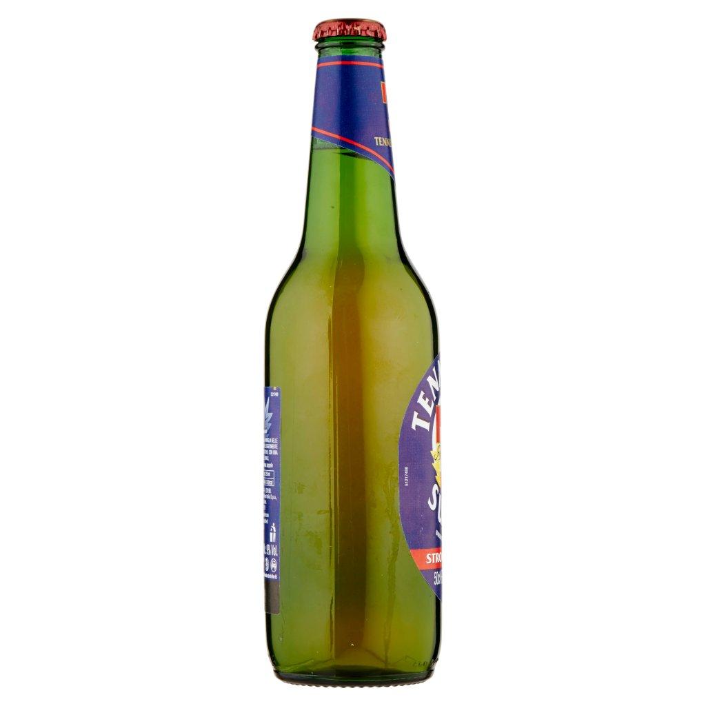 Tennent's Tennent's Super Birra Strong Lager Doppio Malto Bottiglia