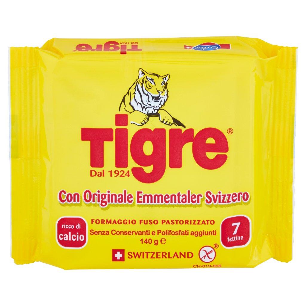 Tigre 7 Fettine