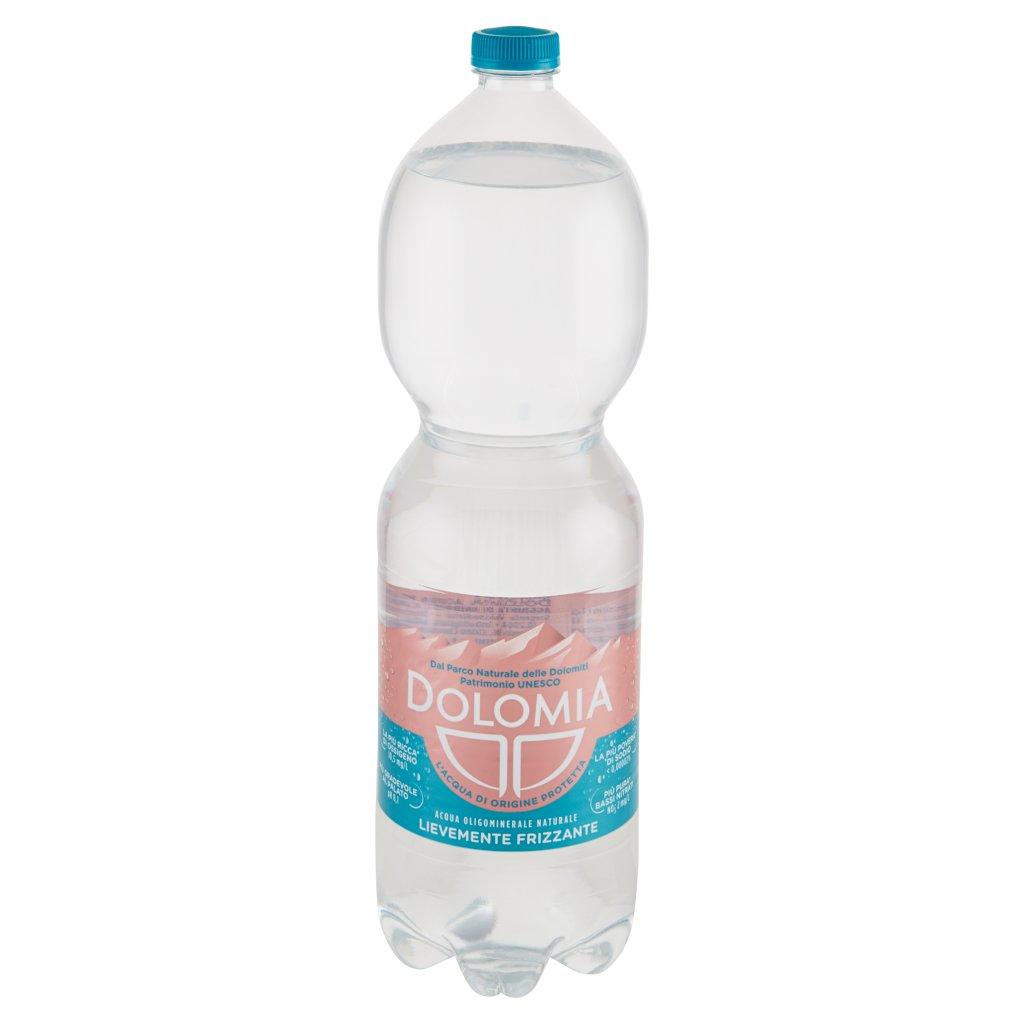 Dolomia Acqua Oligominerale 1,5l Premium Lievemente Frizzante