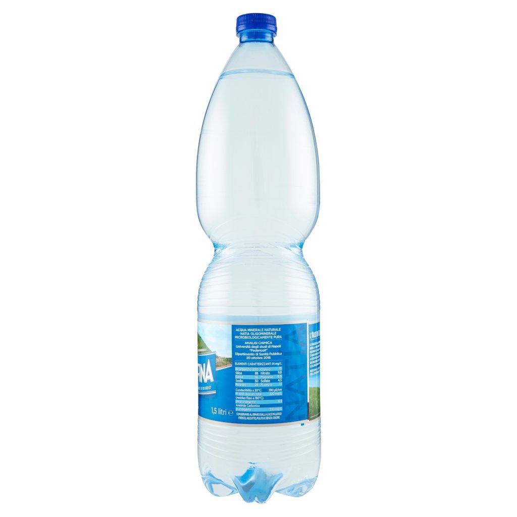 Roccafina Acqua Minerale Oligominerale Naturale 1,5 Litri