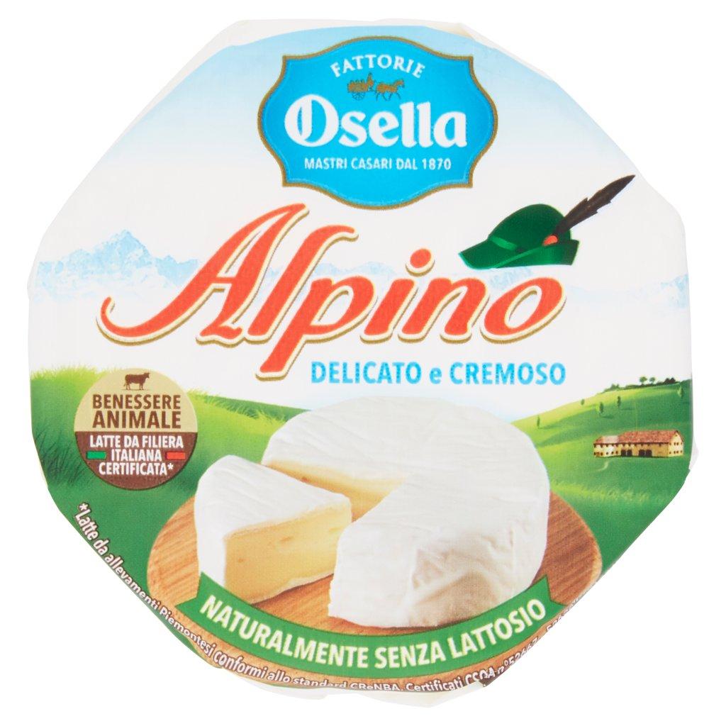 Fattorie Osella Alpino Imballaggio 110 G 1