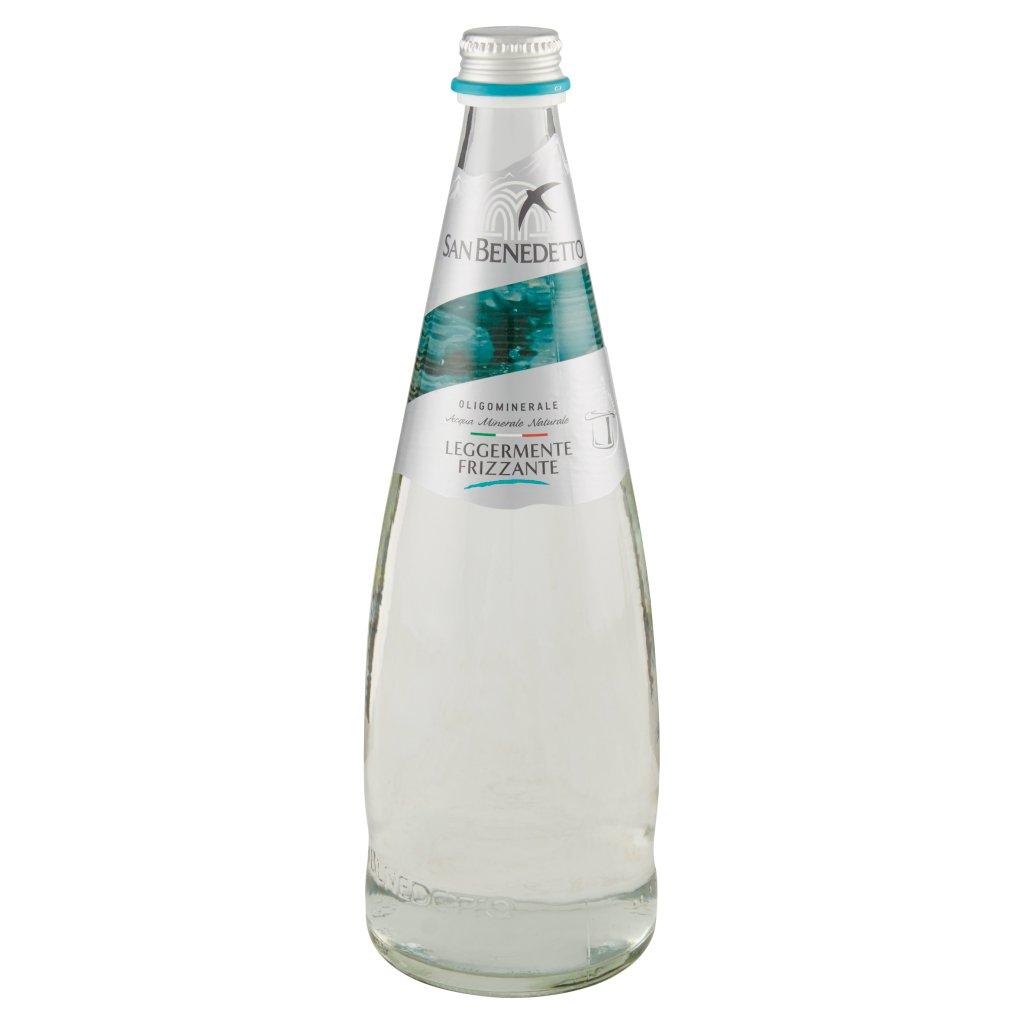 San Benedetto Acqua Minerale Rondinella Prestige Leggermente Frizzante 0,75 l