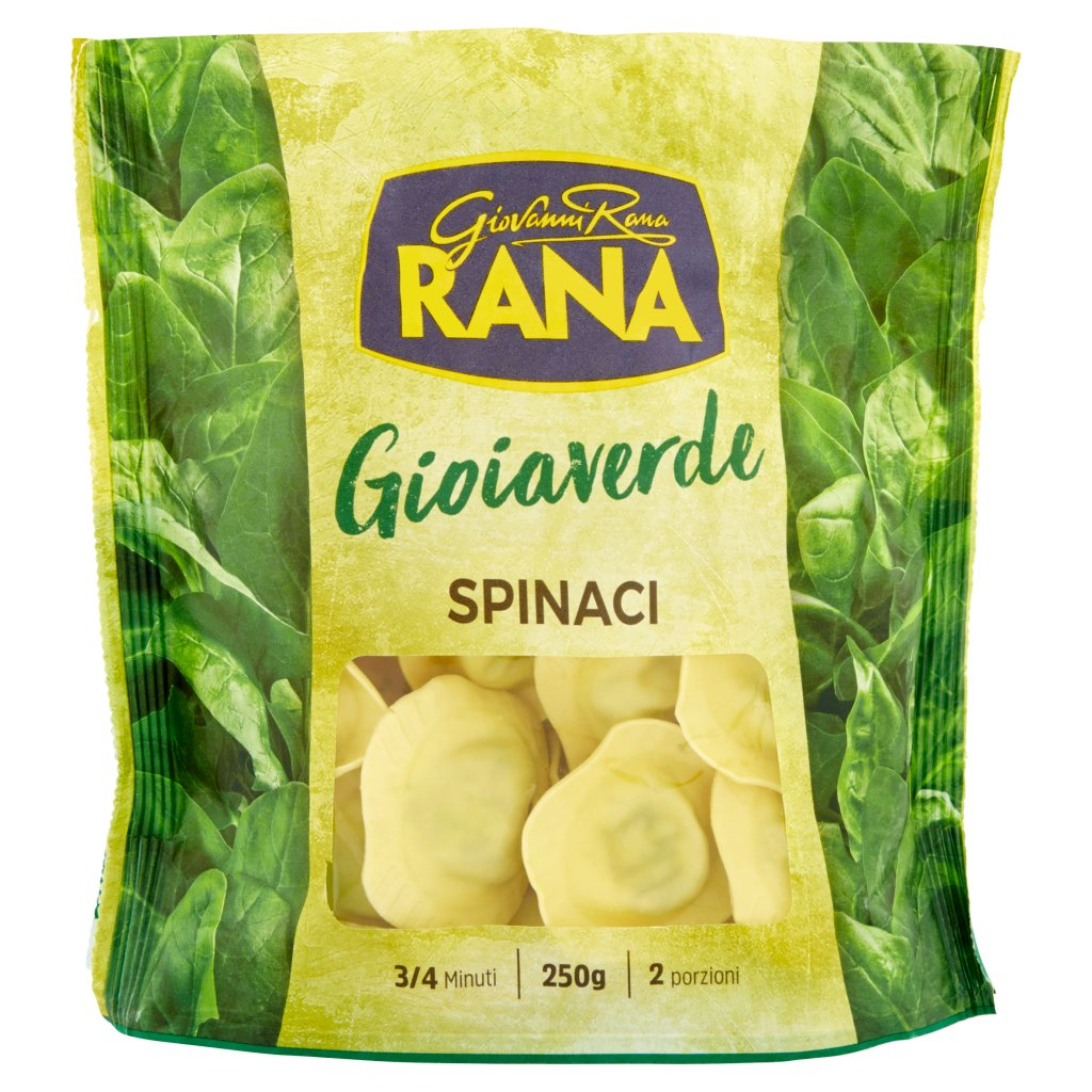 Giovanni Rana Gioiaverde Spinaci