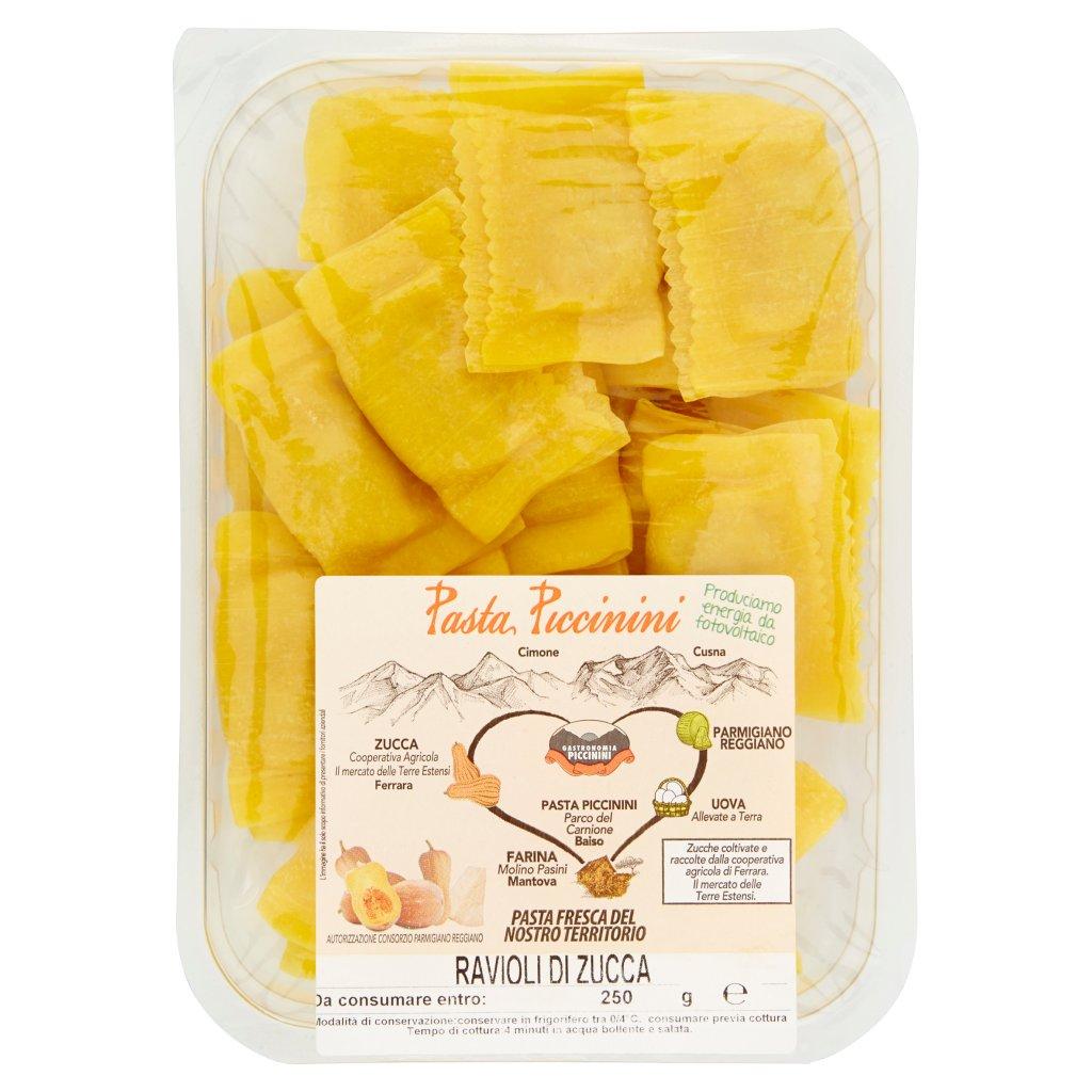 Pasta Piccinini Ravioli di Zucca