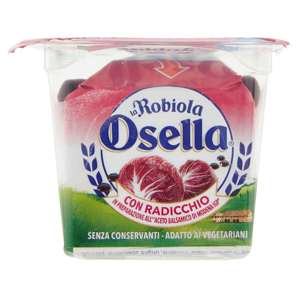 Fattorie Osella La Robiola Osella con Radicchio