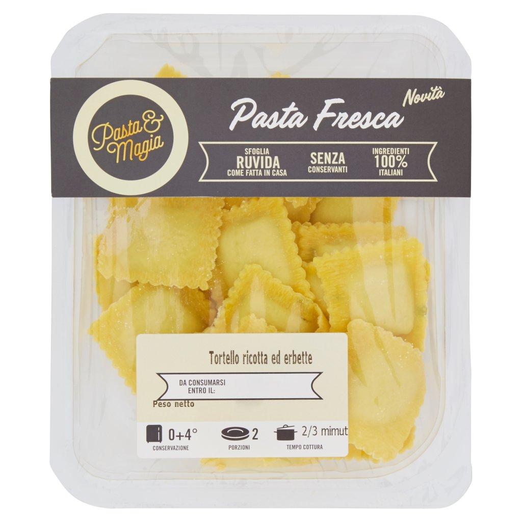 Pasta & Magia Tortello Ricotta Ed Erbette Pack 1