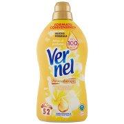 Vernel Aromatherapy Giallo Fiori di Frangipane e Olio di Cotone 1.3l