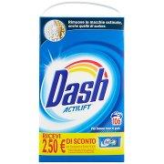 Dash Detersivo in Polvere Lavatrice 106 Misurini