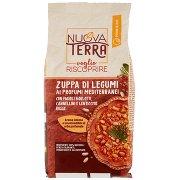 Nuova Terra Voglio Riscoprire Zuppa di Legumi ai Profumi Mediterranei