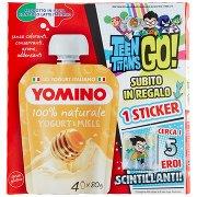 Yomino 100% Naturale Yogurt e Miele
