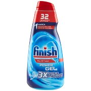 Finish All in 1 Max Power Gel 3x Poteri di Brillantezza & Protezione
