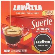 Lavazza a Modo Mio , Suerte Caffè Espresso, Intensità 13/13 - 36 Capsule