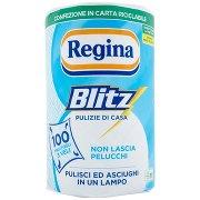 Regina Blitz Carta Casa