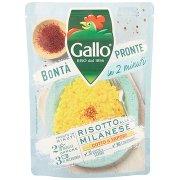 Gallo Bontà Pronte in 2 Minuti Risotto alla Milanese