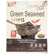 Save Green Seaweed Alghe Verdi Grigliate