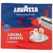 Lavazza , Crema e Gusto Classico Caffè Macinato - 2 x 250 g