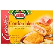 Aia Cordonbleu Cordon Bleu con Cotto di Tacchino e Formaggio 2 Cordon Bleu