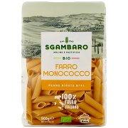 Sgambaro Bio Farro Monococco Penne Rigate N° 91