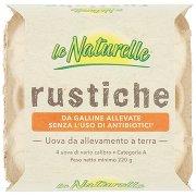 Le Naturelle Rustiche da Galline Allevate senza L'Uso di Antibiotici* 4 Uova