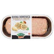 Amadori Buona Domenica Scamorza & Porcini 0,700 Kg