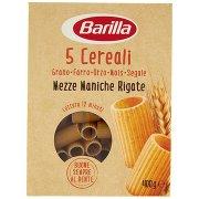 Barilla Mezze Maniche Rigate 5 Cereali Grano-farro-orzo-mais-segale